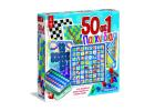 Board Game 50 In 1 4+ Years CE