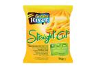 Golden River Frozen Straight Cut Potatoes 1 kg