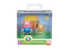 Peppa Pig Friends & Pets Figures Set 2pcs Assorted 3+ Years CE