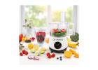Quest Nutri-Q Food Processor With Blender & Grinder CE