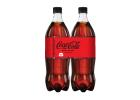 Coca Cola Zero Soft Drink 2x1 L
