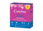 Carefree Cotton Flexiform Pantyliners 56 Pieces