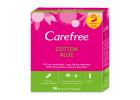 Carefree Cotton Aloe Pantyliners S/M 56 Pieces