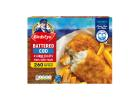 Birds Eye 4 Large Battered Cod Fillets 440 g