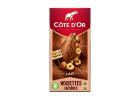 Cote D'Or Block Milk Wholenut 180 g