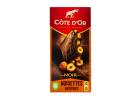 Cote D'Or Block Dark Wholenut 180 g