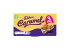 Cadbury Milk Chocolate Eggs with Caramel Centre 3x40 g