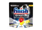 Finish Quantum Ultimate Dishwashing Tablets with Lemon Sparkle 35 Washes 437.5 g