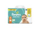 Pampers Baby diapers No3 Jumbo Pack 6-10 kg 94 Pieces