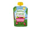 Heinz Strawberry, Banana, Raspberry & Apple Puree 4+ Months 100 g