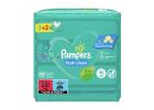 Pampers Baby Wipes Fresh Clean Baby Scent 4x52 Pieces