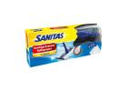Sanitas Dry Cleaning System for Floors, Broom + 2 Cloths