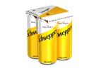 Schweppes Tonic Water No Sugar 4x330 ml