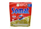 Somat Gold Detergent Dishwasher Tablets 12 Tabs 22x19.2 g