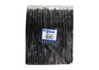 A.Galaxis Black Wrapped Straws 250 Pieces