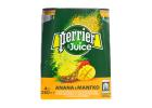 Perrier & Juice Pineapple & Mango 4x250 ml