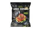 Mega Meatless Plant Based Greek Burgers 4x130 g