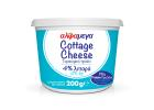 Alphamega Cottage Cheese 4% Fat 200 g